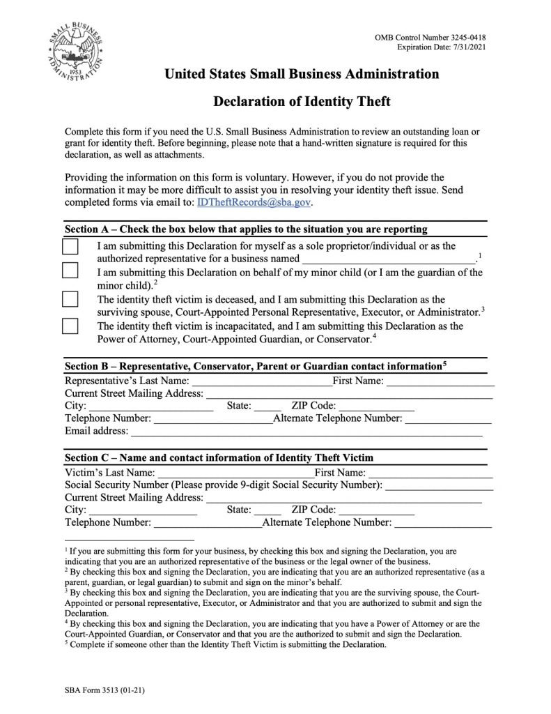 Declaration-of-Identity-Theft